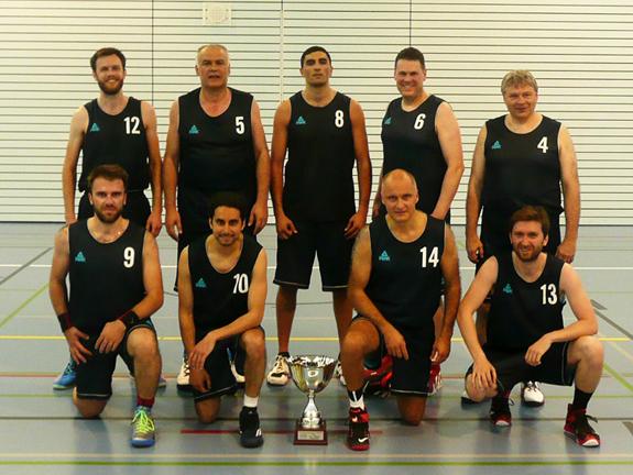 Champions, ACGBA 3ème ligue masculine 2015